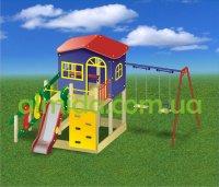 Спортивно-игровой комплекс «Садовый домик»