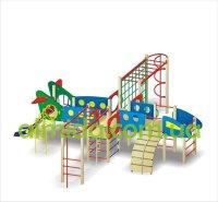 Спортивно-игровой комплекс «Самолет»