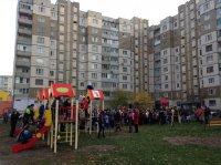 Детская площадка в Кременчуге