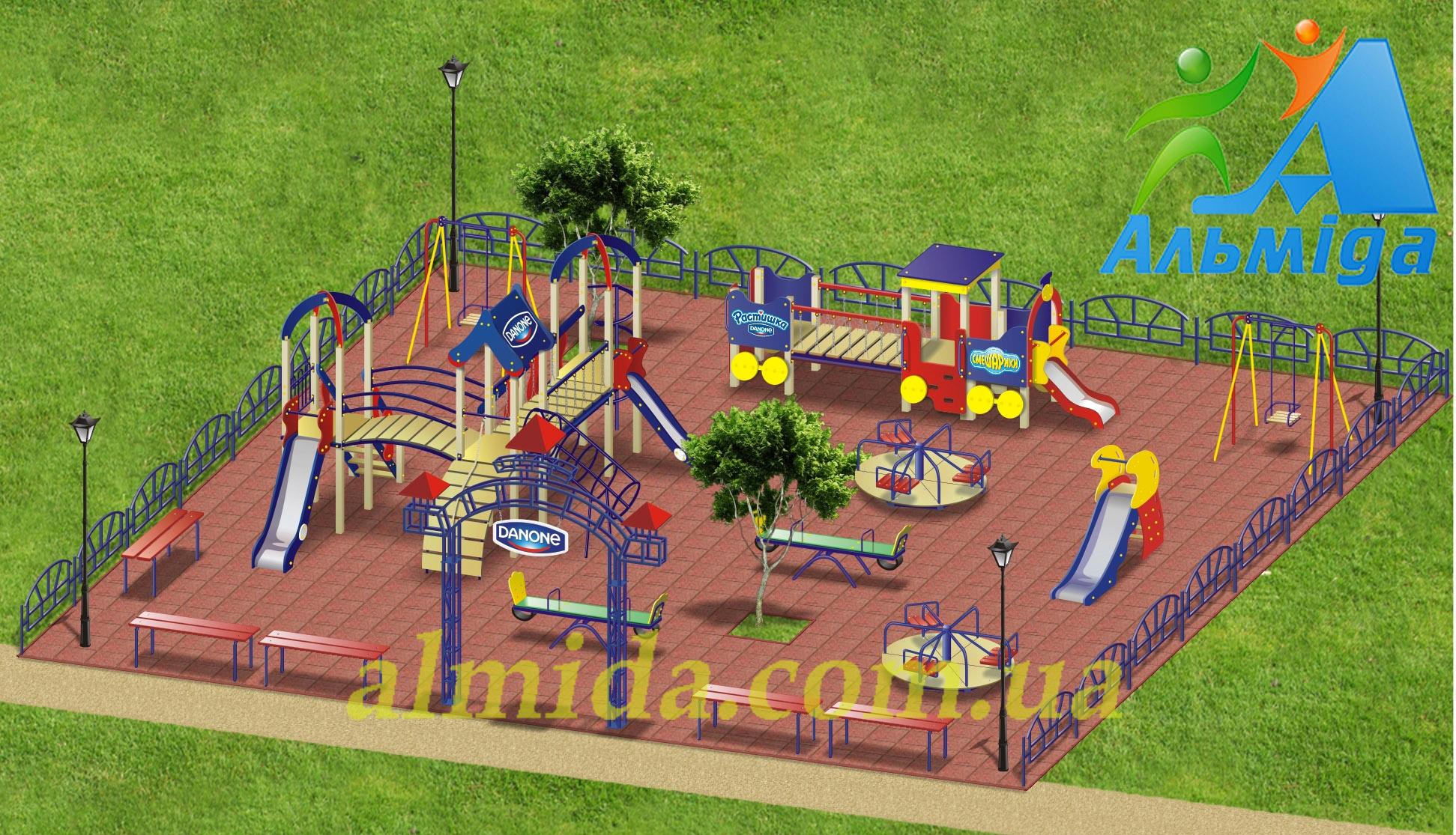 Проект детской площадки детская площадка своими руками 64