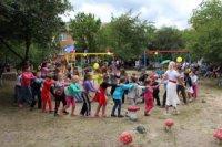 Детские площадки в Миргороде
