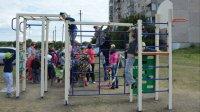 Дитячий майданчик у Кропивницькому