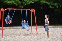 Дитячі і спортивні майданчики|Вінниця