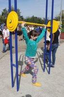 Детские спортивные площадки в Запорожье