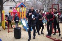 Детские площадки в Николаеве