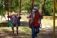 Детские площадки в Бердянске